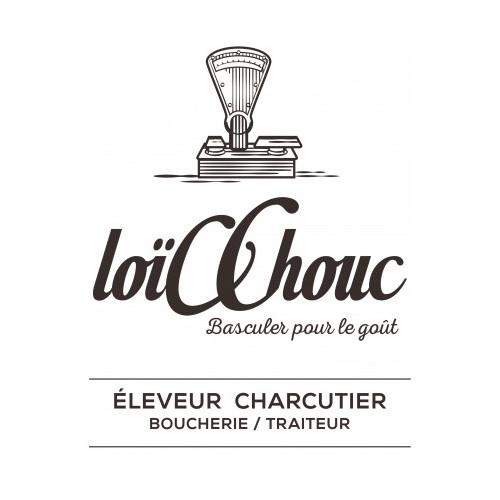 Loïc Chouc, producteur, éleveur de porc en plein-air
